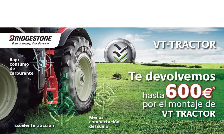 BRIDGESTONE VT TRACTOR slider
